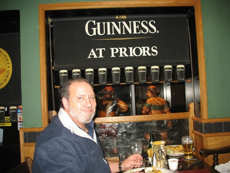 PAUL IN PRIEORS