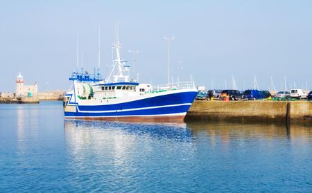 BlueFishingBoat