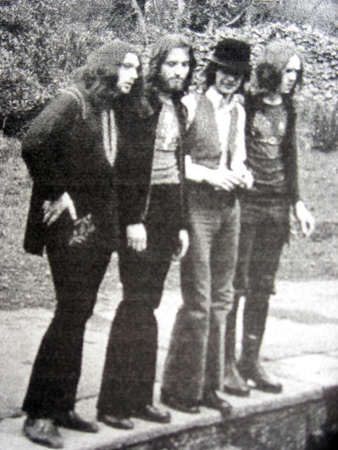 70's cool band
